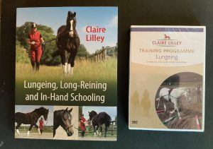 lungeing book and dvd