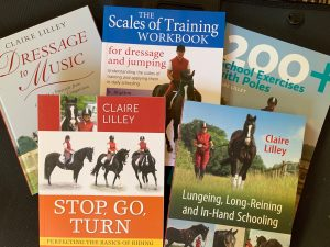 claire lilley books and DVDs